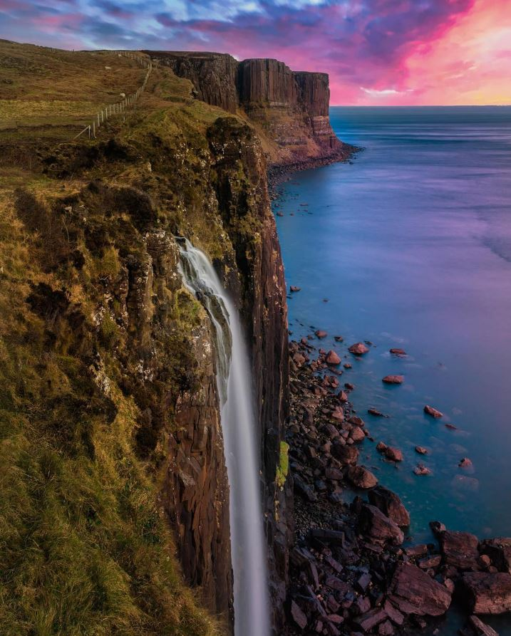 Kilt Rock, United Kingdom
