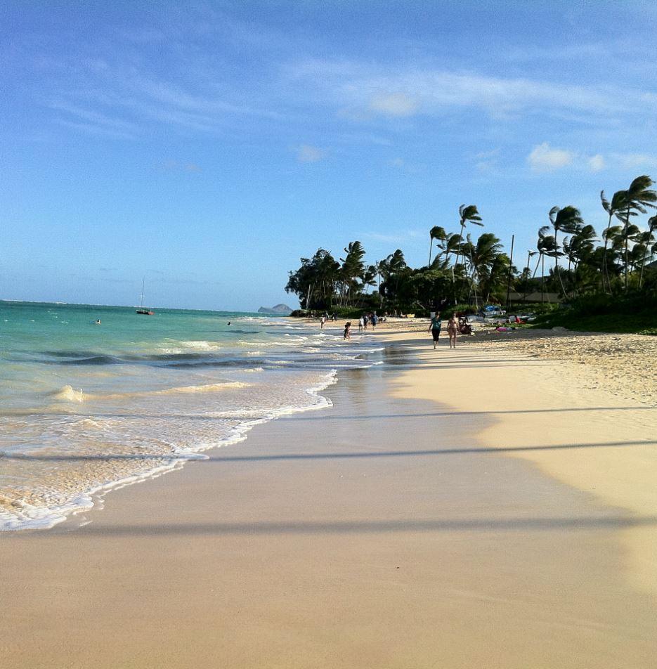 Lanikai Beach, Kailua, Oahu