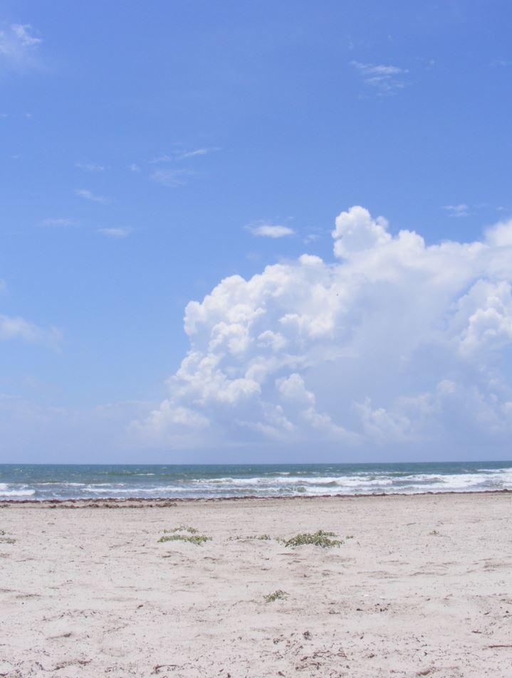 Malaquite Beach, North Padre Island, Texas