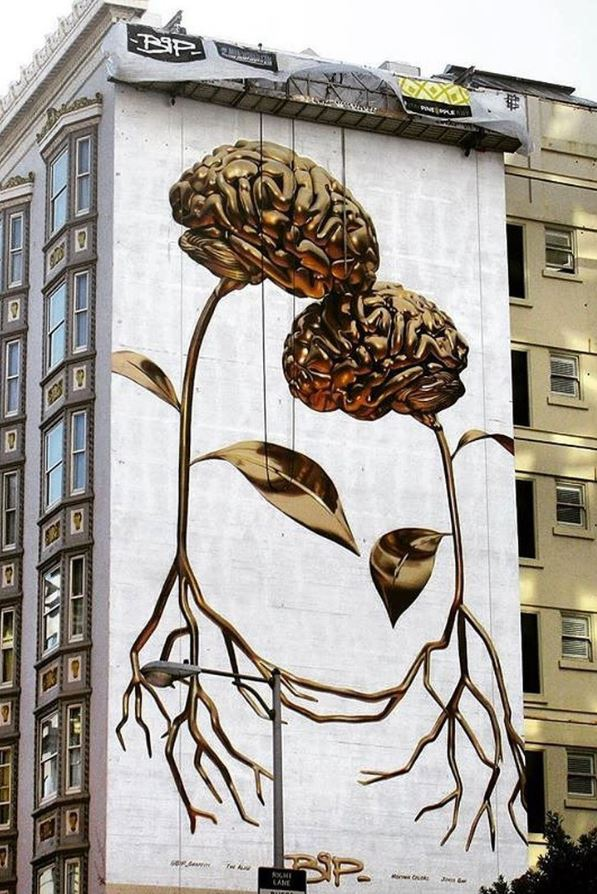 Street art in San Francisco