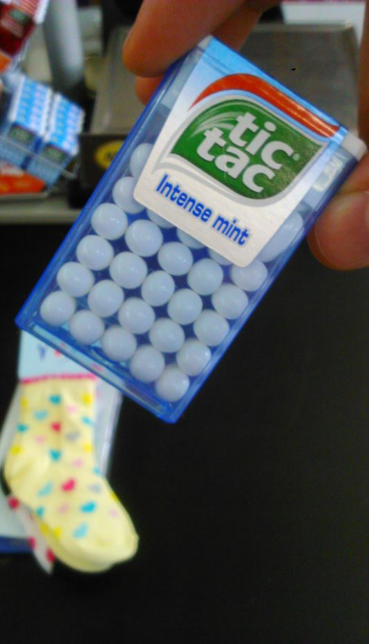 The Perfect Tic-Tac Pack