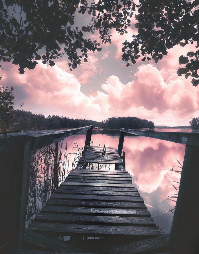 Veckjärvi, Finland