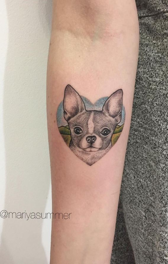 819b6759f98f5 30 Unique Animal Tattoo Designs - Doozy List