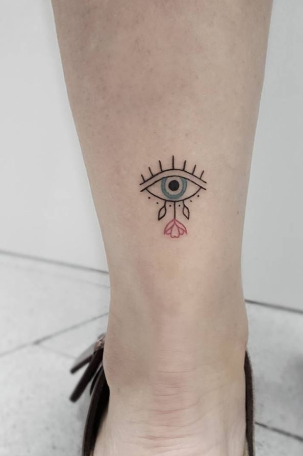 Little Eye Tattoo