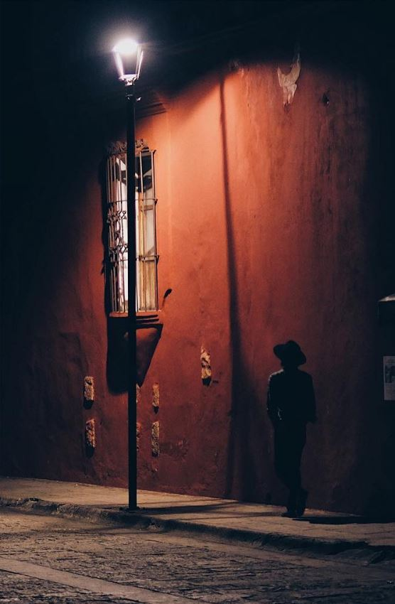 Night walks in Oaxaca