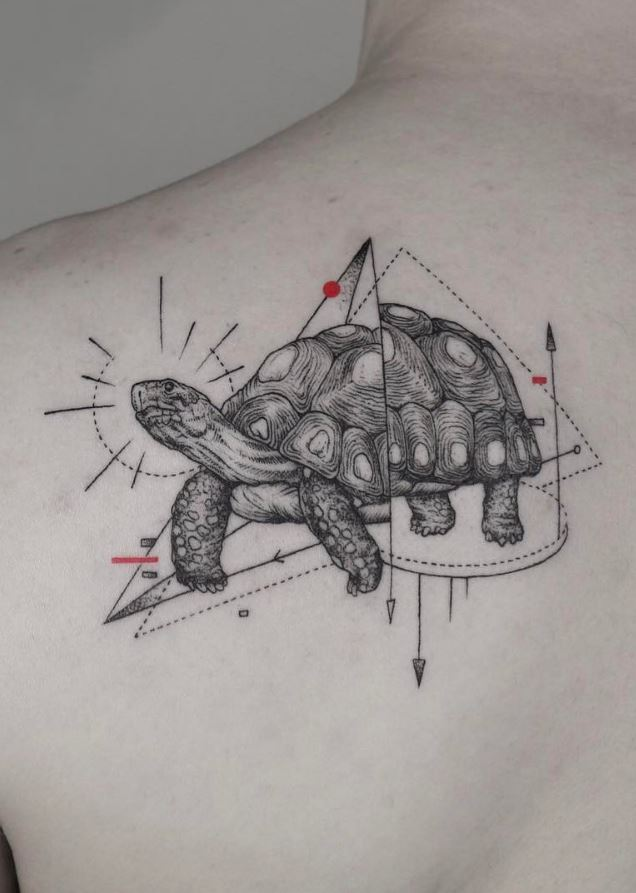 Tortoise Tattoo