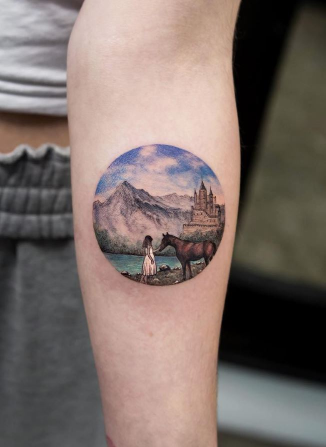 50 Best Tattoos from Amazing Tattoo Artist Eva Krbdk