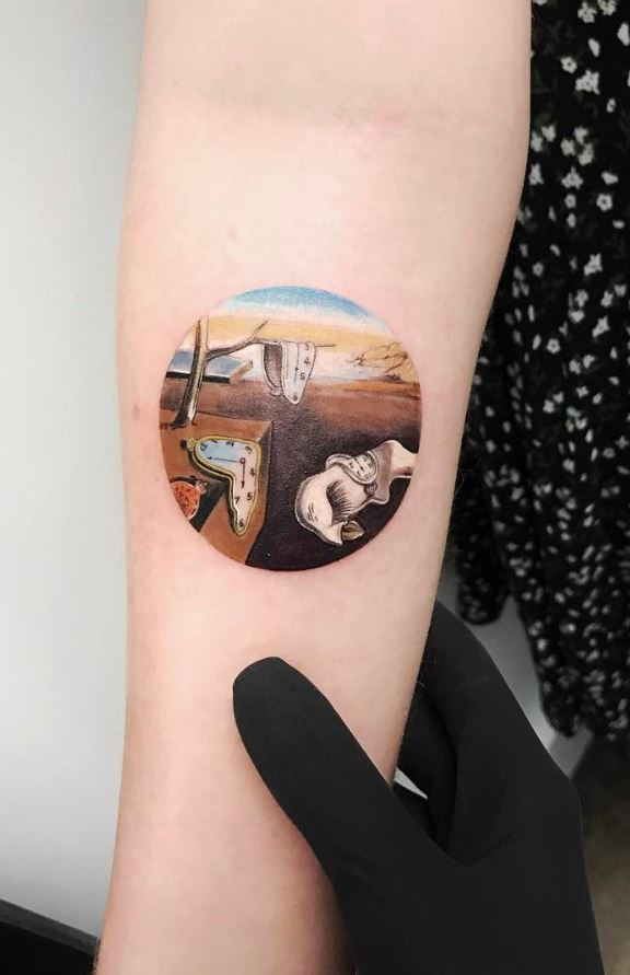 50 best tattoos from amazing tattoo artist eva krbdk for Famous tattoo artists nyc