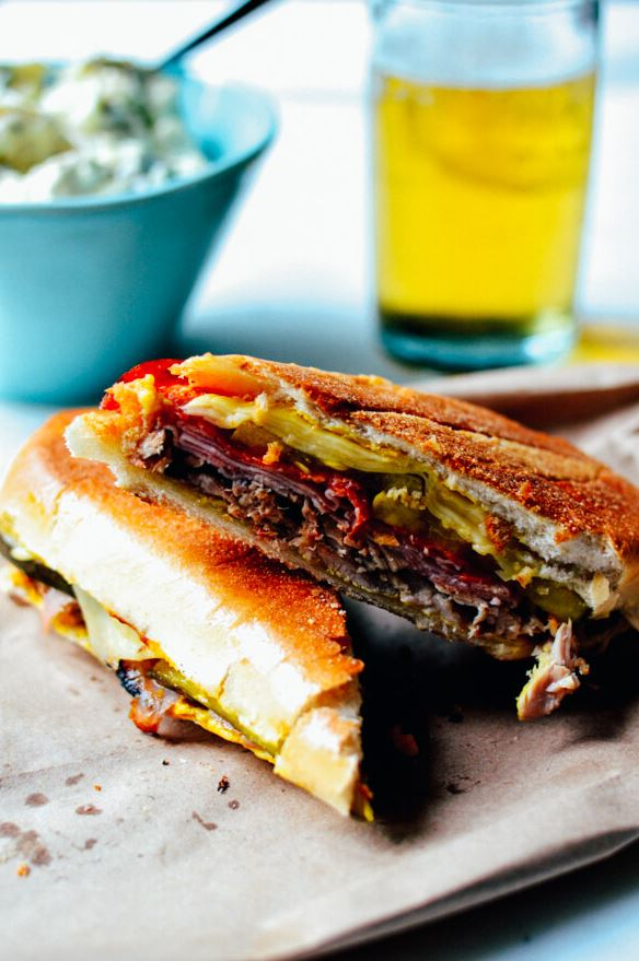 The Cuban Sandwich