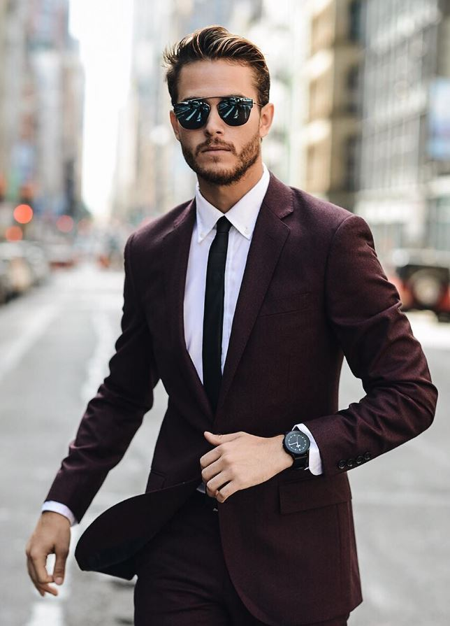 50 Stylish Men Outfits by Fashion Blogger Adam Gallagher
