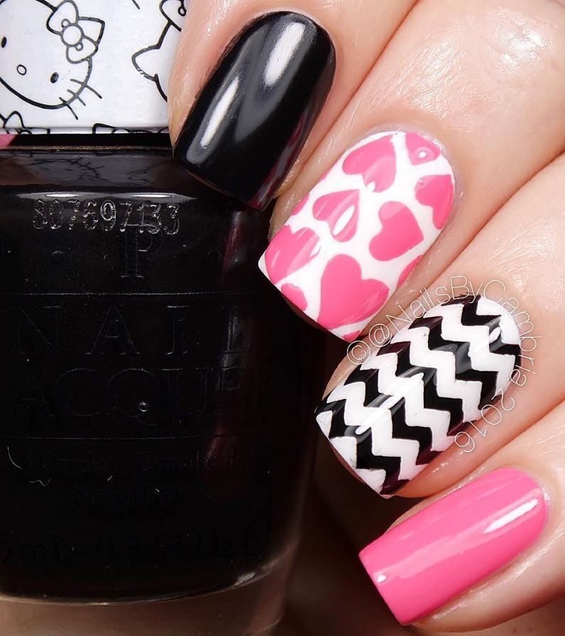 50+ Amazing Nail Art Ideas by Nails By Cambria