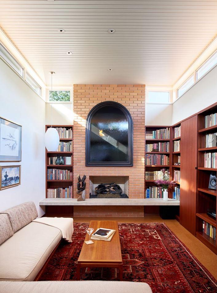 Balcones Residence Living Room