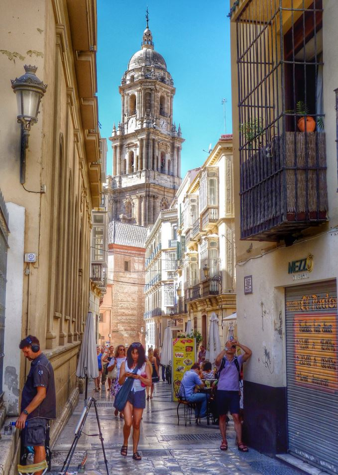 Barcenillas, Malaga, Andalusia