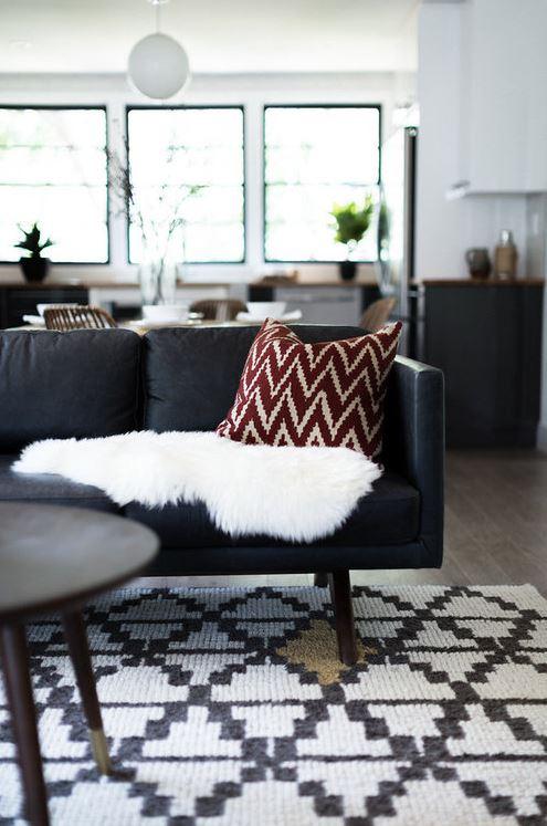 Elmwood, Pasadena Living Room