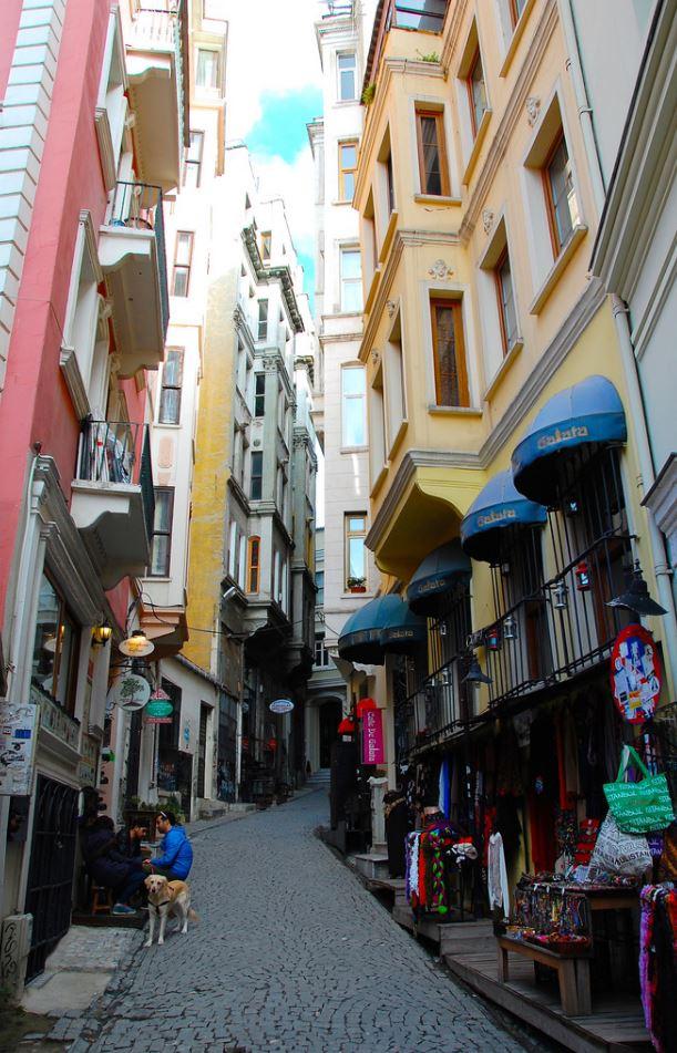 Galata, Istanbul, Turkey