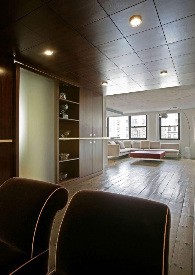 Loft-Like, New York - Living Room
