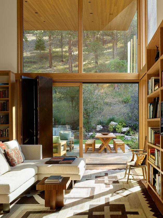 RCR Montana, Living Room