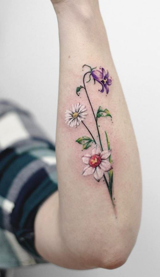 40+ Best Tattoos from Amazing Tattoo Artist Deborah Genchi