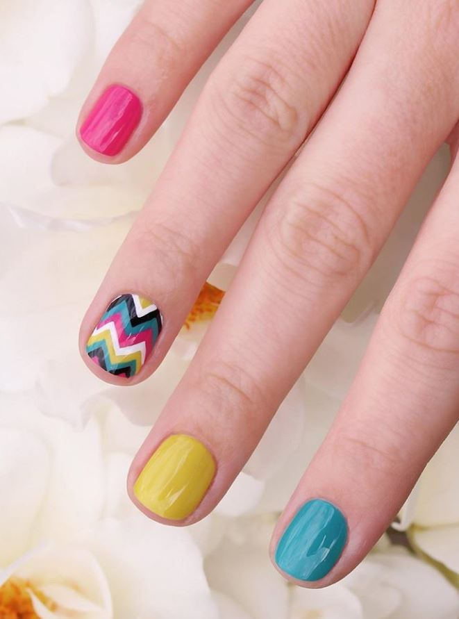 50+ Beautiful Nail Art Ideas by Nails By Chelsea King