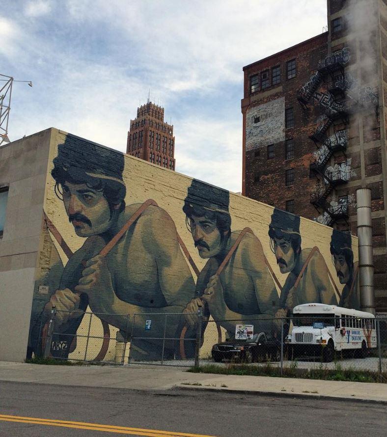 Detroit, US