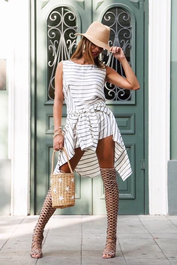 40 Stylish Fashion Outfits by Blogger Korin Avraham