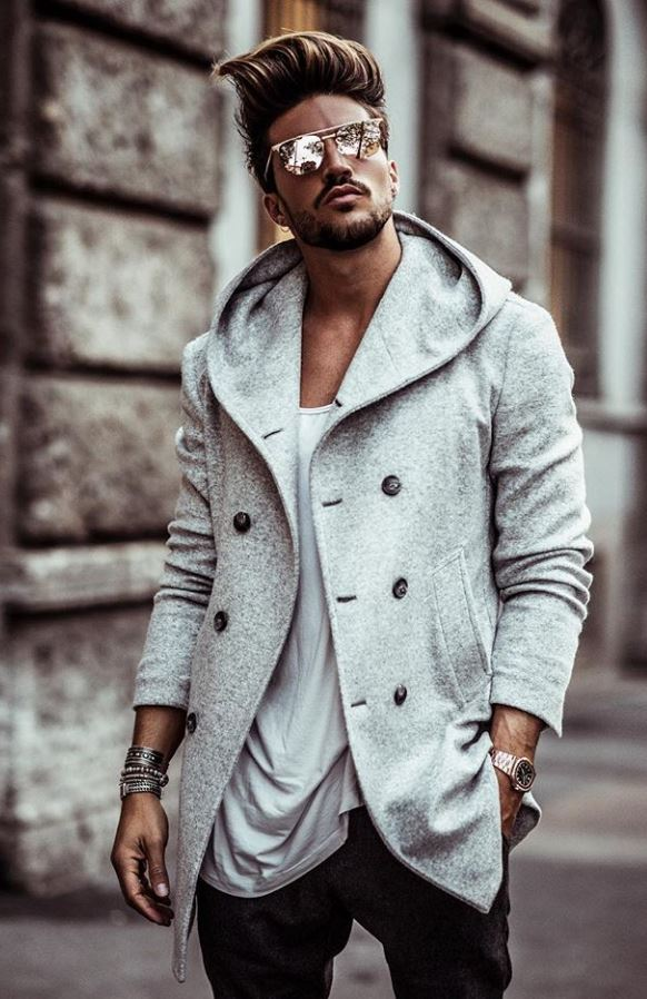 60 Stylish Men 's Fashion Ideas by Instagrammer Mariano Di ...