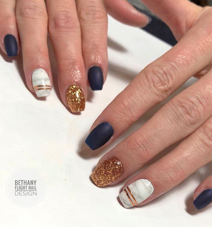 50 Beautiful Nail Art Ideas By Nails By Bethany Flight 12 Doozy