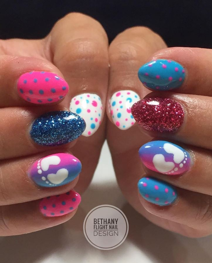 50+ Beautiful Nail Art Ideas by Nails By Bethany Flight (24) - Doozy ...