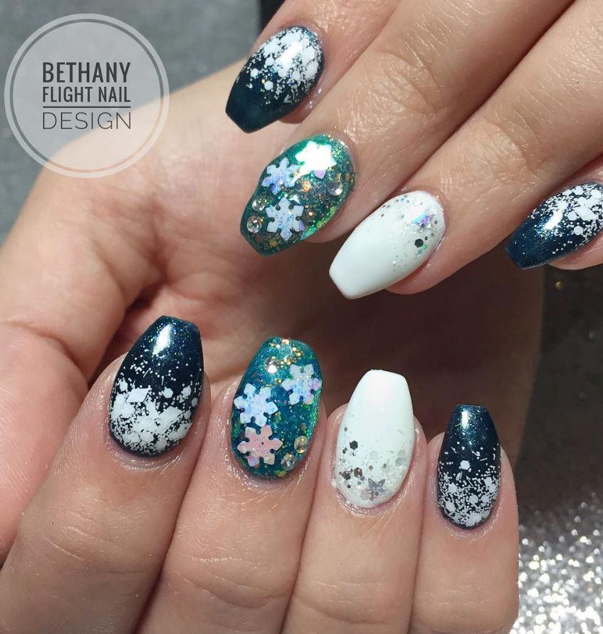 50 Beautiful Nail Art Ideas By Nails By Bethany Flight 42 Doozy