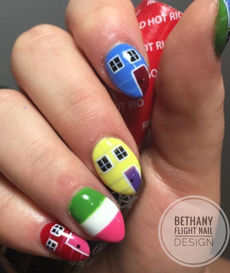 50 Beautiful Nail Art Ideas By Nails By Bethany Flight 47 Doozy