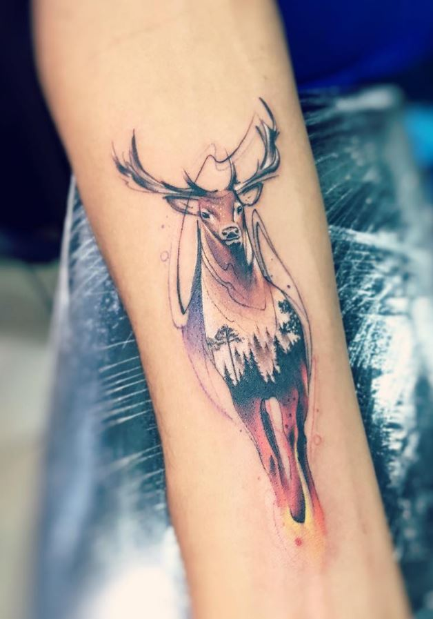40+ Awesome Tattoos by Adrian Bascur