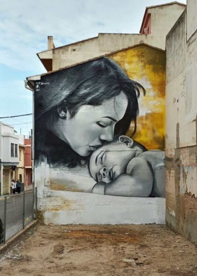 29 Breathtaking Street Art Murals by Xolaka