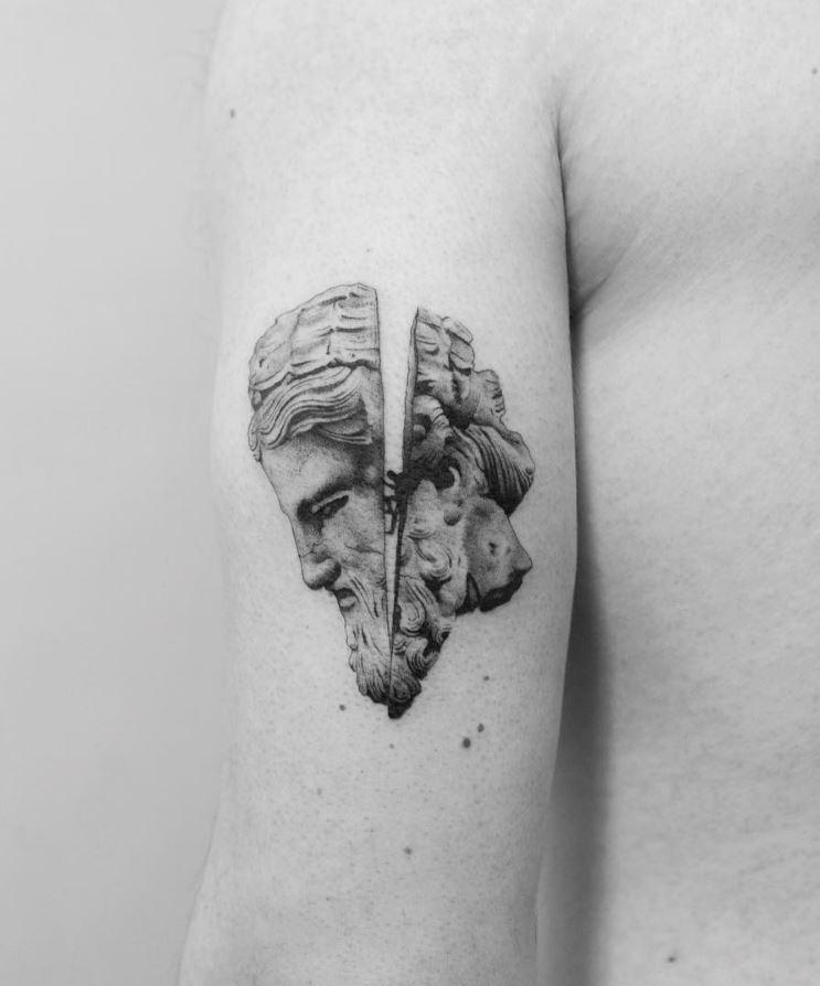 40 Stunning Black and Gray Tattoos