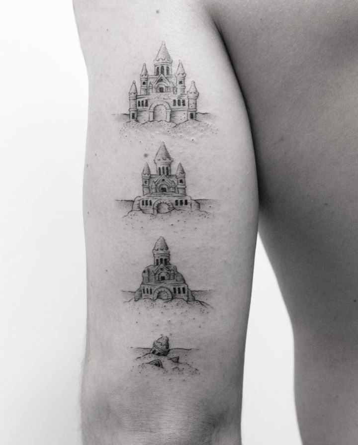 40 Stunning Black and Gray Tattoos